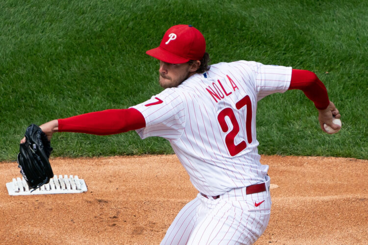 April 7 MLB DFS Picks: Aaron Nola Exploits Mets Hitters